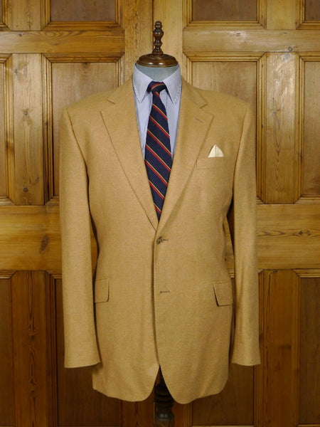 18/1559 immaculate italian pure cashmere summer sports jacket blazer 47-48 long