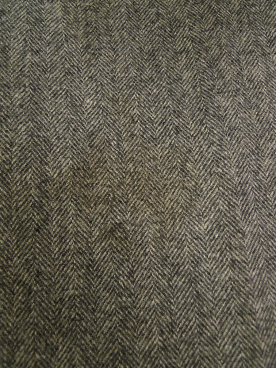 19/1581 walker slater 90% wool 10% cashmere grey herringbone trouser 44