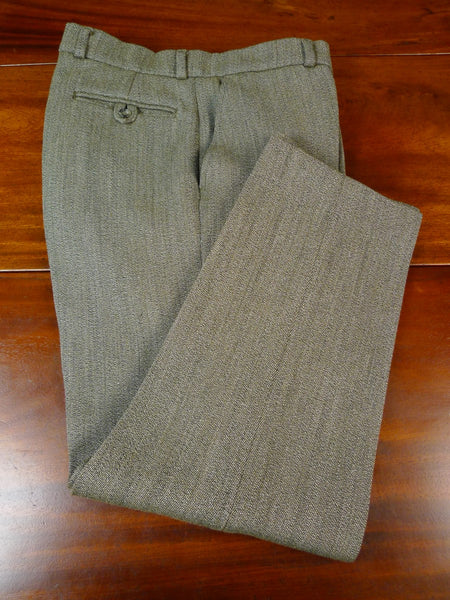 19/1675 HEAVYWEIGHT GREEN KEEPERS TWEED COUNTRY TROUSER 35