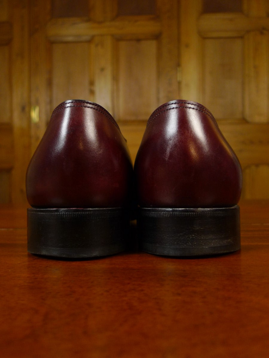 19/1728 immaculate john lobb REDMIRE BROWN MONK shoe w/ trees & bags uk 8.5 E (RRP £1250)