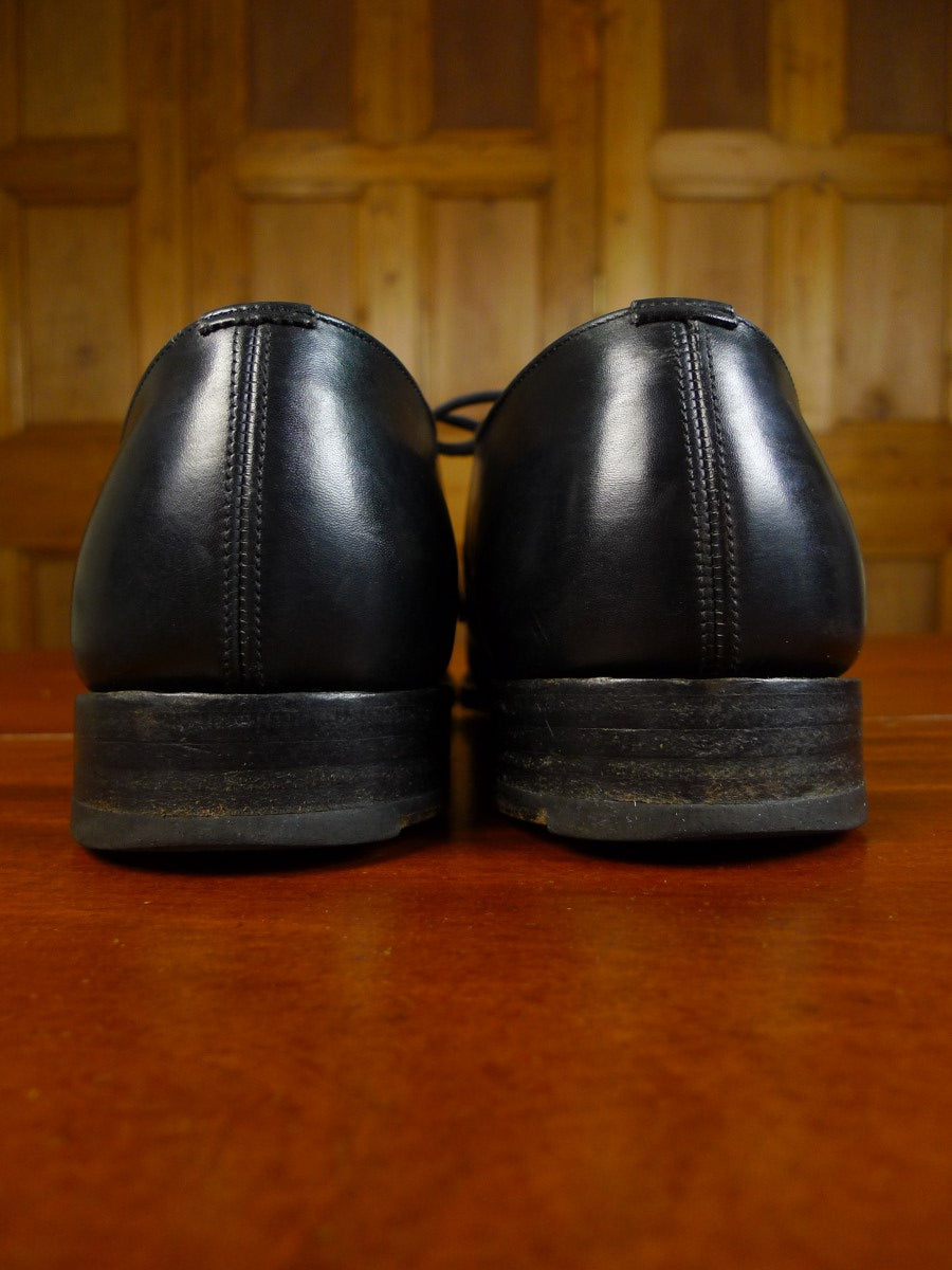 20/0200 excellent church's 'consul' black calf leather oxford shoe rrp £495 uk 8.5 g