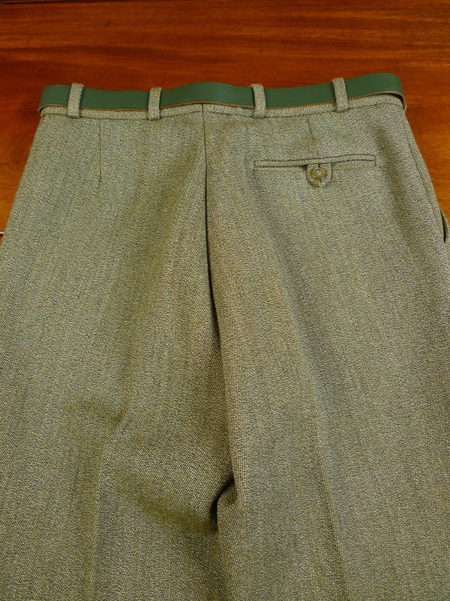20/0349 immaculate keepers tweed country trouser 30 short
