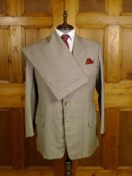 21/0097 vintage 1977 anderson & sheppard savile row suit made for most famous british actor 43 regular