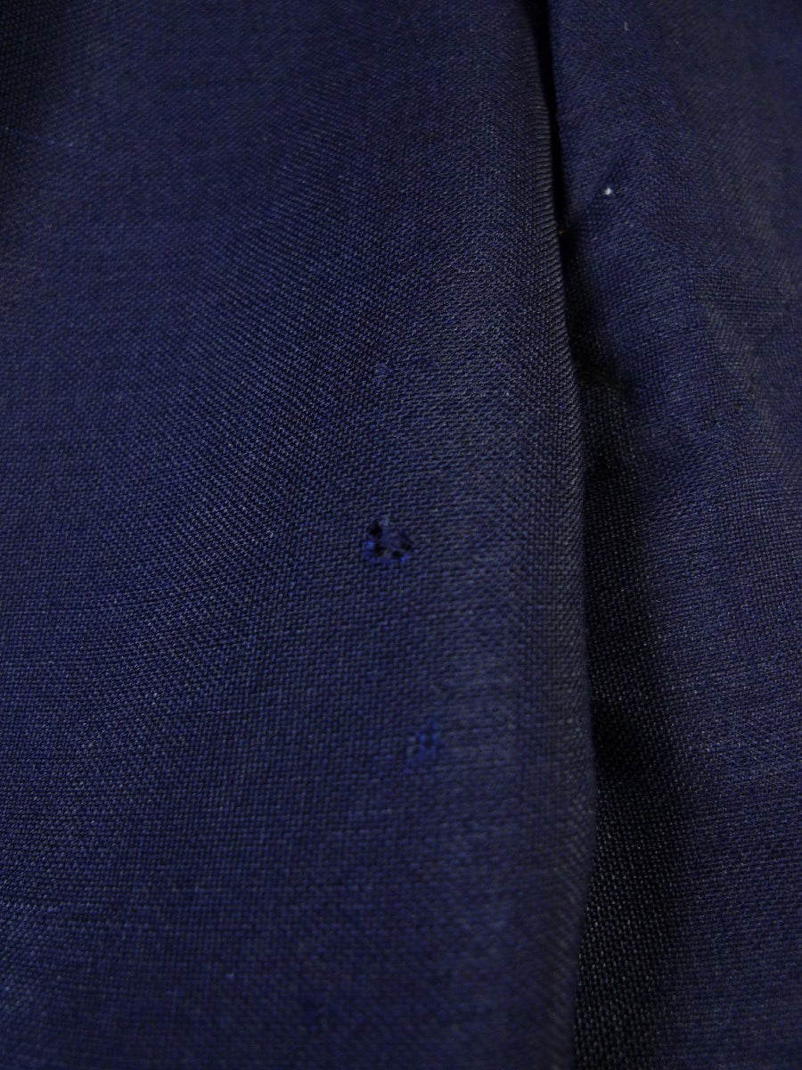 21 0159 Vintage 1960s Austin Reed Blue Mohair Dinner Suit 36 Short Savvy Row
