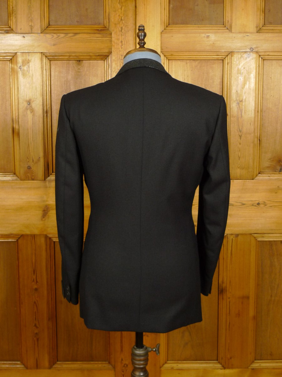 21/0308 wonderful vintage eddie of soho bespoke evening musicians jacket 38-39 regular