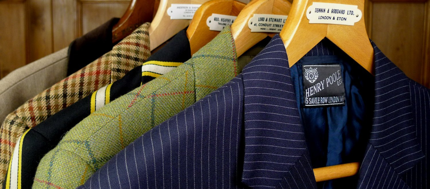 Mens British Vintage Clothing 1940s 1950s 1960s Goodwood Revival