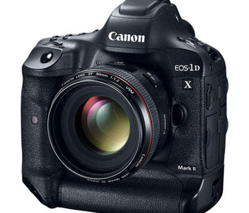 Canon 1DX MK II - Available with the LensLockers Equipment Access Program (LEAP)