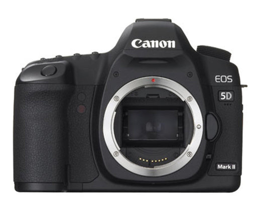 Canon 5D Mark II - Available with the LensLockers Equipment Access Program (LEAP)