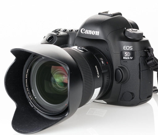 Canon 5D Mark IV - Available with the LensLockers Equipment Access Program (LEAP)