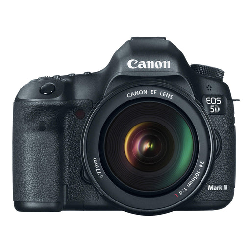 Canon 5D MK III - Available with the LensLockers Equipment Access Program (LEAP)