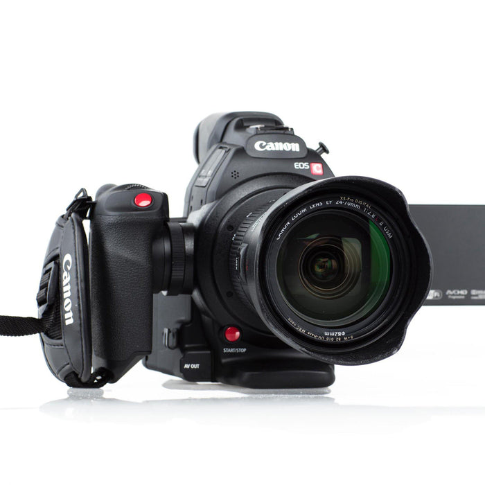 Canon C100 MK II - Available with the LensLockers Equipment Access Program (LEAP)