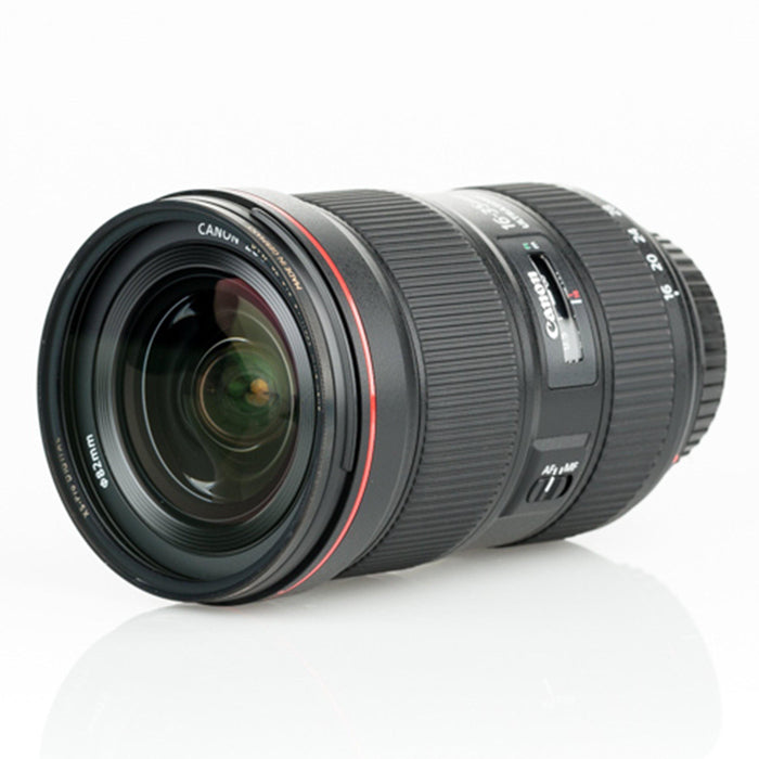 Canon EF 16-35mm f/2.8L III USM - Available with the LensLockers Equipment Access Program (LEAP)