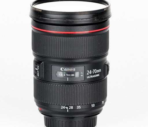 Canon EF 24-70mm f/2.8L II USM - Available with the LensLockers Equipment Access Program (LEAP)