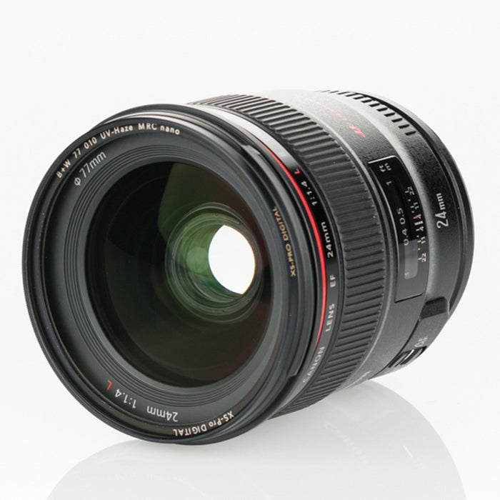 Canon EF 24mm f/1.4L II USM - Available with the LensLockers Equipment Access Program (LEAP)