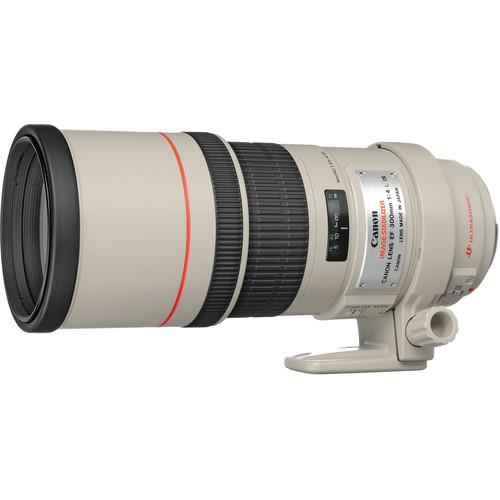 Canon EF 300mm f/4L IS USM Lens - Available with the LensLockers Equipment Access Program (LEAP)