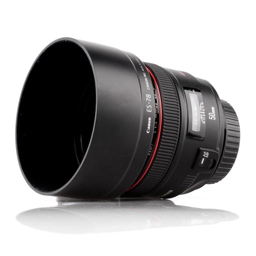 Canon EF 50mm f/1.2L USM - Available with the LensLockers Equipment Access Program (LEAP)