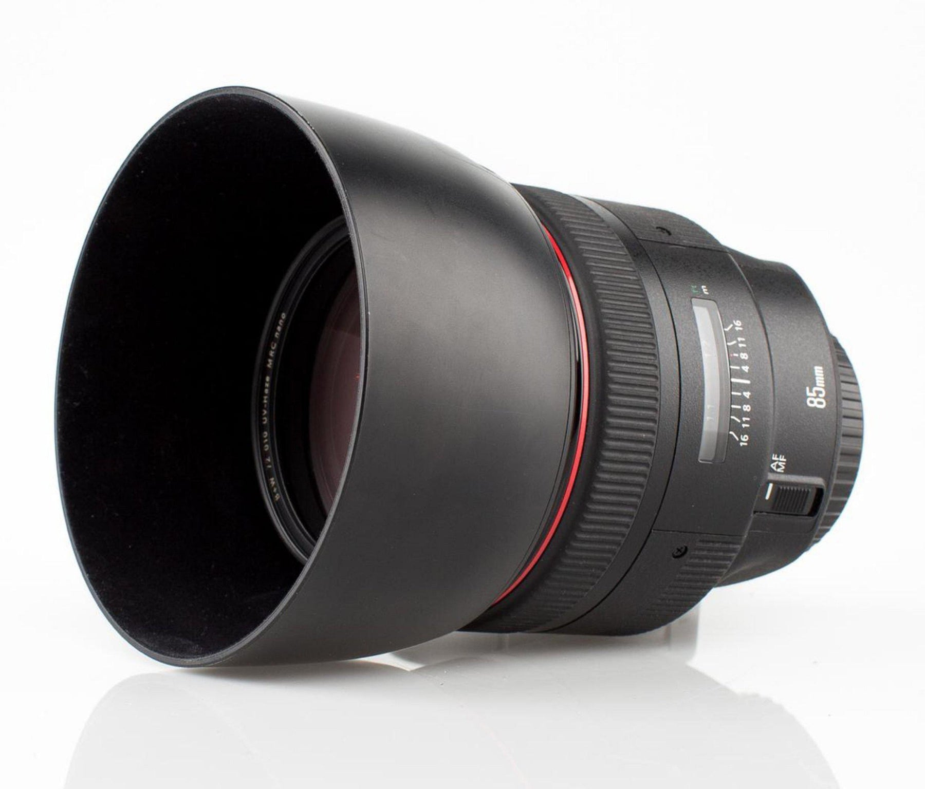 Canon EF 85mm f/1.2L II USM Lens - Available with the LensLockers Equipment Access Program (LEAP)