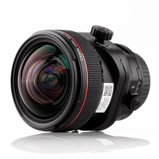 Canon TS-E 17mm f/4L Tilt-Shift - Available with the LensLockers Equipment Access Program (LEAP)
