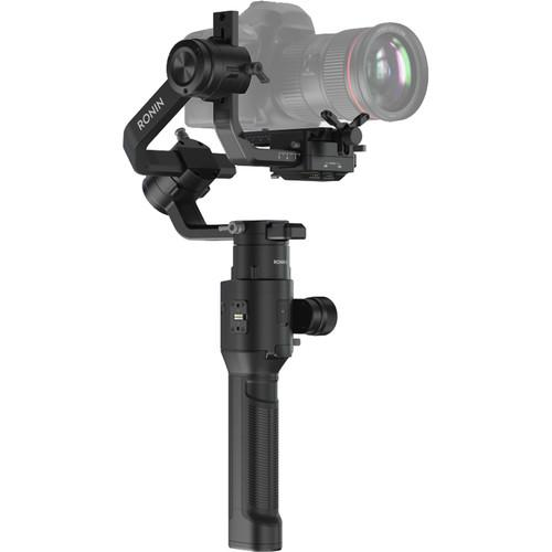 DJI Ronin-S - Available with the LensLockers Equipment Access Program (LEAP)