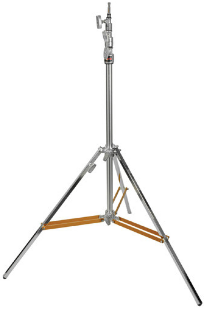 "Matthews Hollywood Beefy Baby Stand - Triple Riser, 12' 4"" - Available with the LensLockers Equipment Access Program (LEAP)"