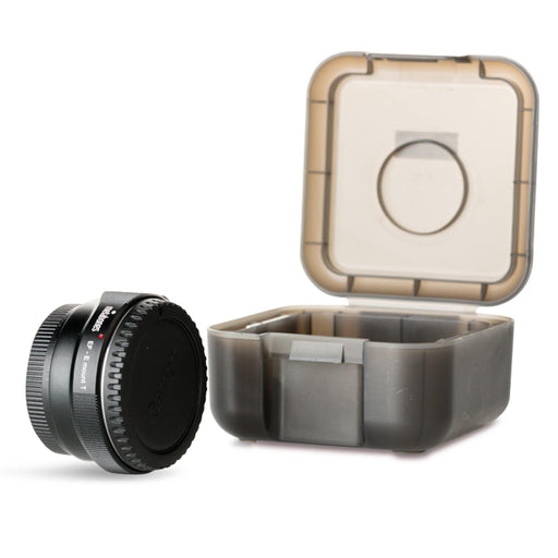 Metabones T Smart Adapter for Canon (EF/EF-S) to Sony E-Mount Camera - Available with the LensLockers Equipment Access Program (LEAP)