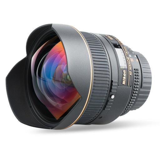 Nikon AF NIKKOR 14mm f/2.8D ED - Available with the LensLockers Equipment Access Program (LEAP)