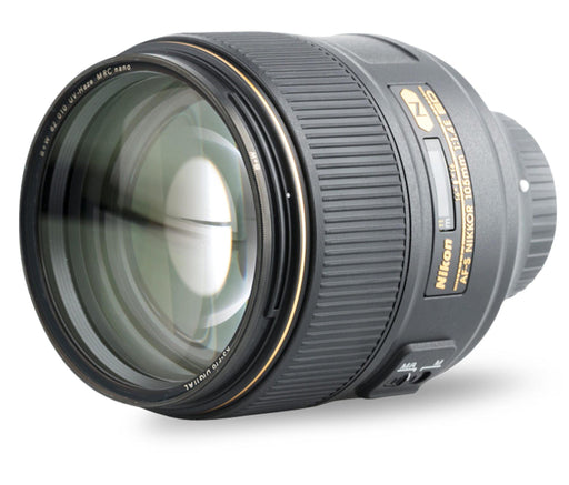 Nikon AF-S NIKKOR 105mm f/1.4E ED - Available with the LensLockers Equipment Access Program (LEAP)