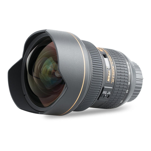 Nikon AF-S NIKKOR 14-24mm f/2.8G ED Lens - Available with the LensLockers Equipment Access Program (LEAP)