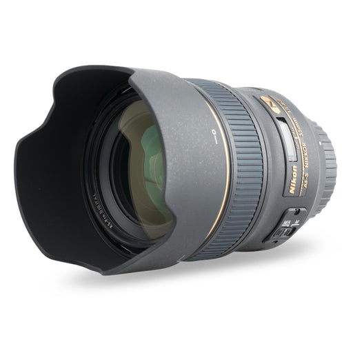 Nikon AF-S NIKKOR 35mm f/1.4G - Available with the LensLockers Equipment Access Program (LEAP)