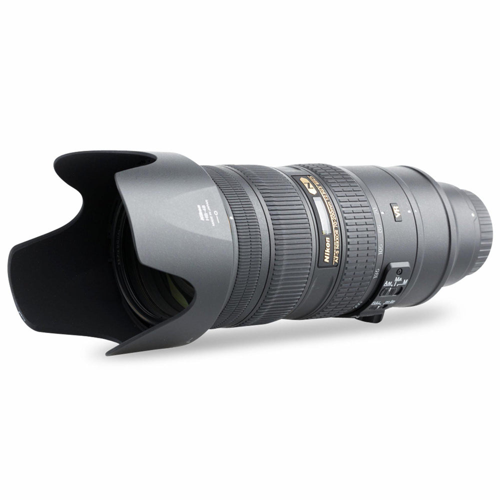 Nikon AF-S NIKKOR 70-200mm f/2.8E FL ED VR Lens - Available with the LensLockers Equipment Access Program (LEAP)