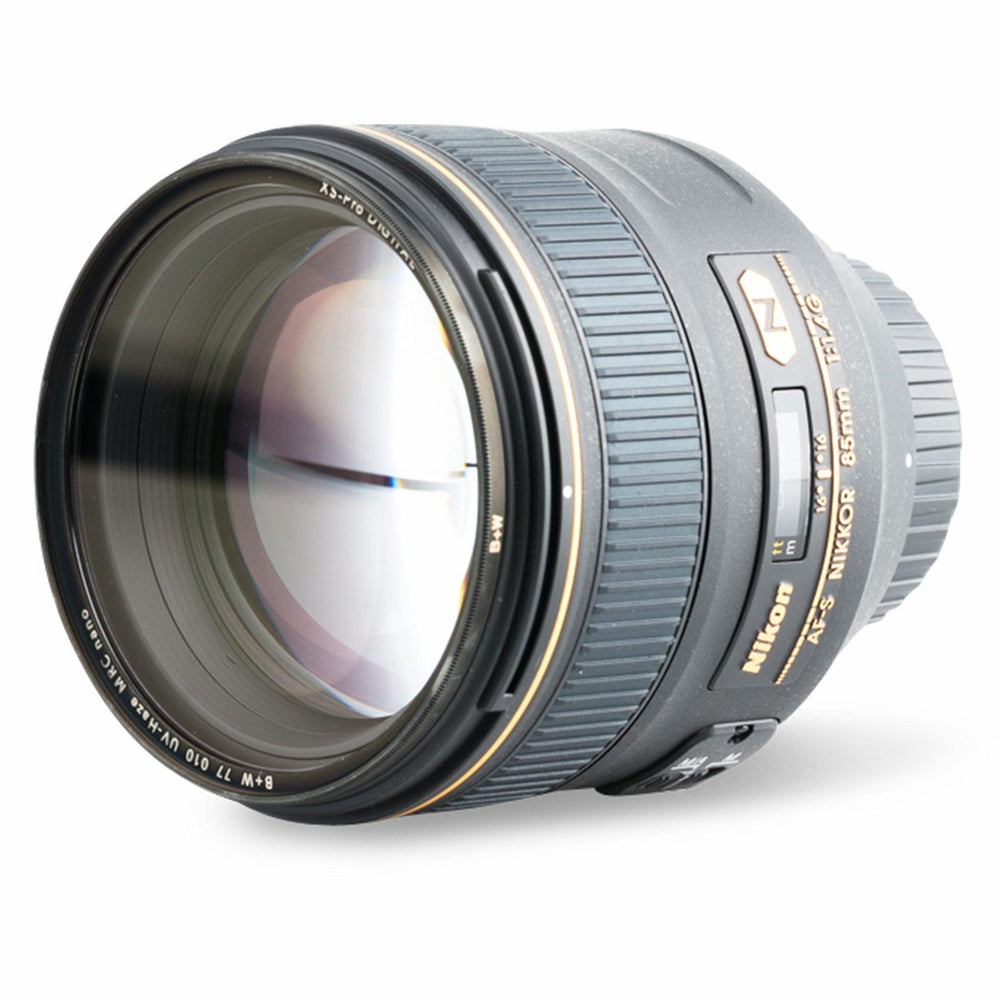 Nikon AF-S NIKKOR 85mm f/1.4G - Available with the LensLockers Equipment Access Program (LEAP)