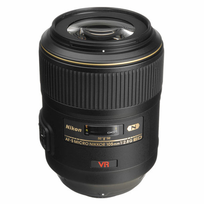Nikon AF-S VR Micro-NIKKOR 105mm f/2.8G IF-ED - Available with the LensLockers Equipment Access Program (LEAP)