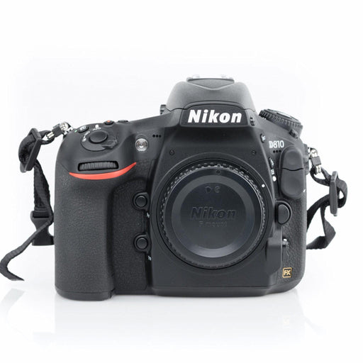 Nikon D810 - Available with the LensLockers Equipment Access Program (LEAP)