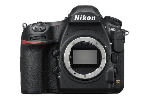 Nikon D850 - Available with the LensLockers Equipment Access Program (LEAP)