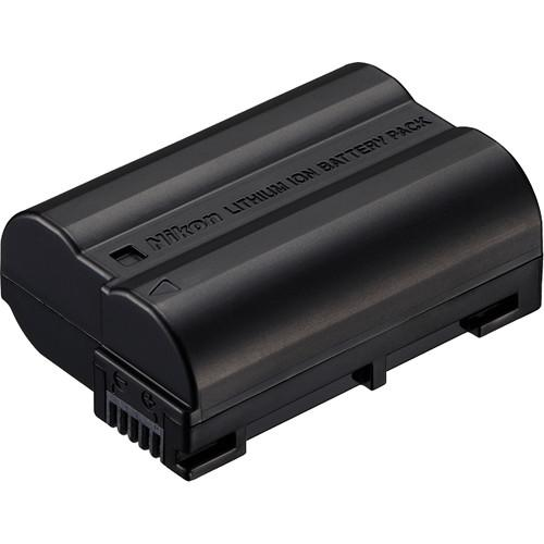 Nikon EN-EL15 Lithium Ion Battery - Available with the LensLockers Equipment Access Program (LEAP)