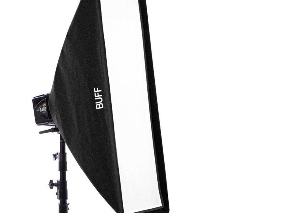 Paul C. Buff Foldable 14″ x 60″ Softbox with Adaptor Ring - Available with the LensLockers Equipment Access Program (LEAP)