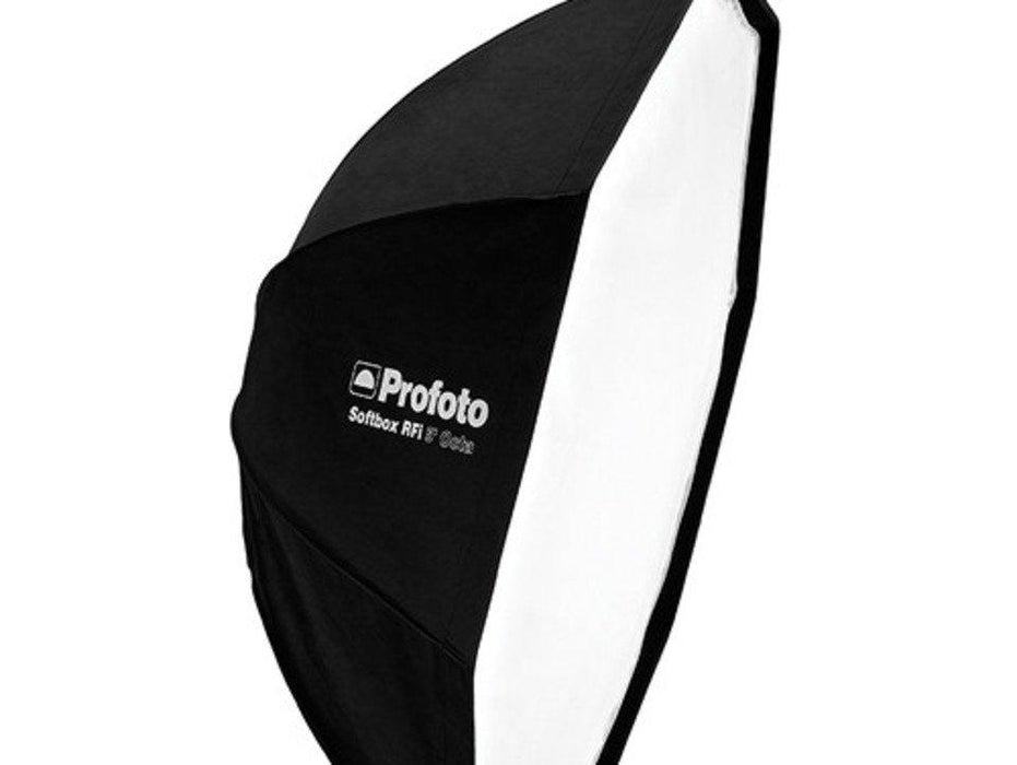 Profoto 5′ RFi Octa Softbox - Available with the LensLockers Equipment Access Program (LEAP)