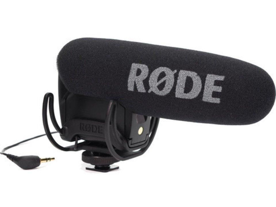 Rode VideoMic Pro with Rycote Lyre Shockmount - Available with the LensLockers Equipment Access Program (LEAP)