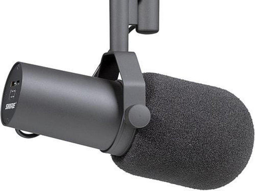 Shure SM7B - Available with the LensLockers Equipment Access Program (LEAP)