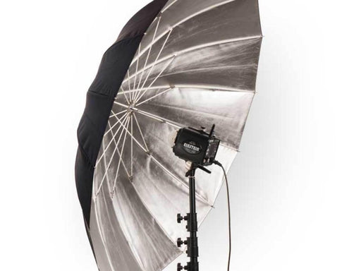 Soft Silver PLM™ Umbrella 86″ - Available with the LensLockers Equipment Access Program (LEAP)