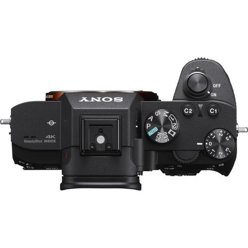 Sony Alpha a7 III Mirrorless Digital Camera - Available with the LensLockers Equipment Access Program (LEAP)