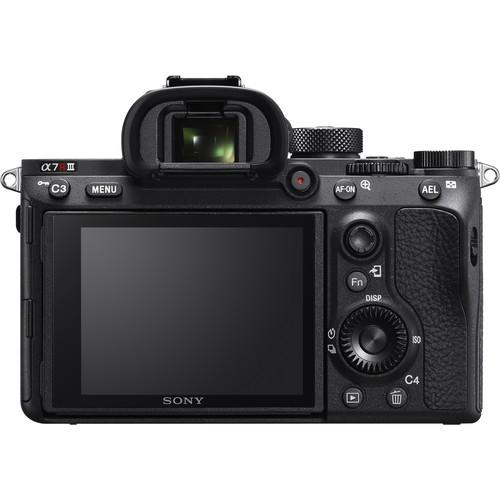 Sony Alpha a7R III Mirrorless Digital Camera - Available with the LensLockers Equipment Access Program (LEAP)