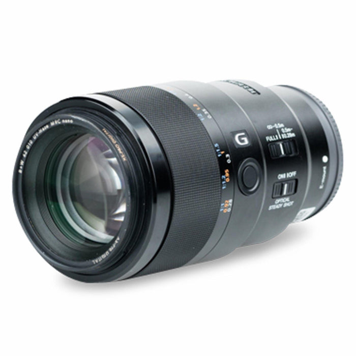 Sony FE 90mm f/2.8 Macro G OSS - Available with the LensLockers Equipment Access Program (LEAP)