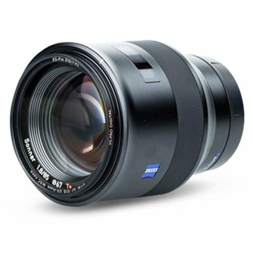 Zeiss Batis 85mm f/1.8 Lens for Sony E Mount - Available with the LensLockers Equipment Access Program (LEAP)