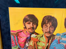 Load image into Gallery viewer, Beatles - Sgt Pepper Signed Album