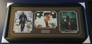 Will Smith signed pictures framed - Heroes Framing & Memorabilia