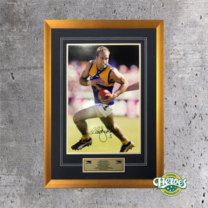 Chris Judd Signed Photo - Heroes Framing & Memorabilia