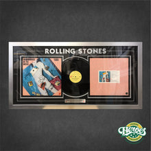 Load image into Gallery viewer, Rolling Stones Signed Album - Heroes Framing & Memorabilia