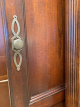 Wood Entertainment Armoire