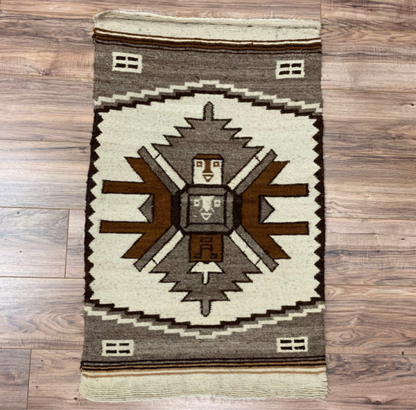 Tapestry - rug -   Indigenous design